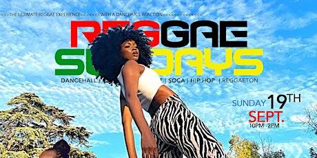 REGGAE SUNDAYS: Virgo's Last Dance Edition tickets