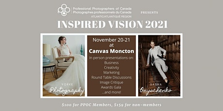 Inspired Vision 2021  (ref 4030-0061) tickets