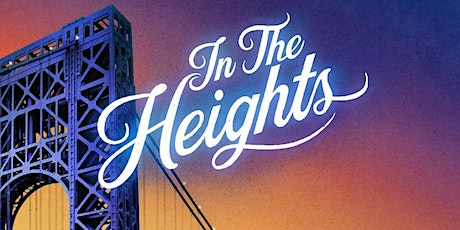 """Latinx Heritage Month - Discussion on """"In The Heights"""" tickets"""