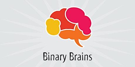 IHMC Science Saturday - Binary Brains, 11am, Grades 5 and 6 tickets
