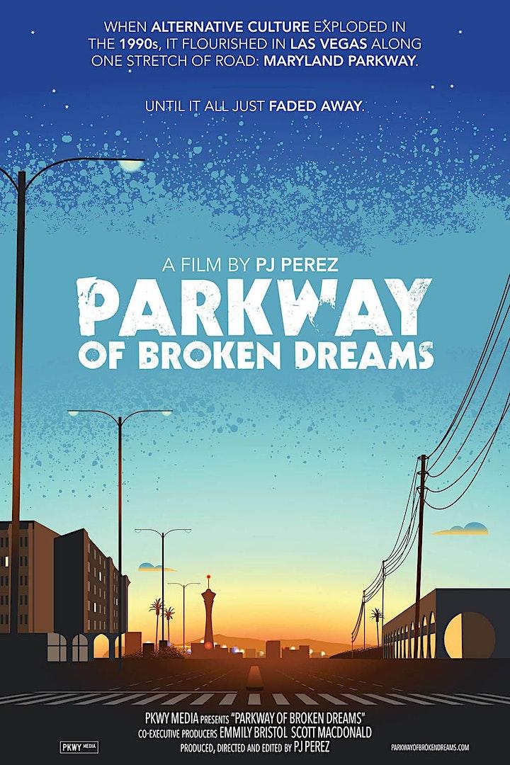 Parkway of Broken Dreams World Premiere image