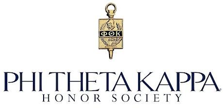 Phi Theta Kappa Welcome Luncheon tickets