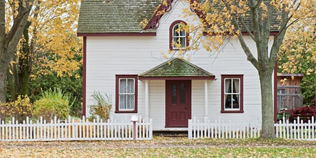 October 2021 First-Time Homebuyer Webinar Series tickets