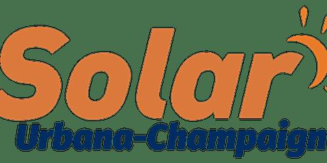 Solar Urbana-Champaign In-Person Solar Power Hour tickets