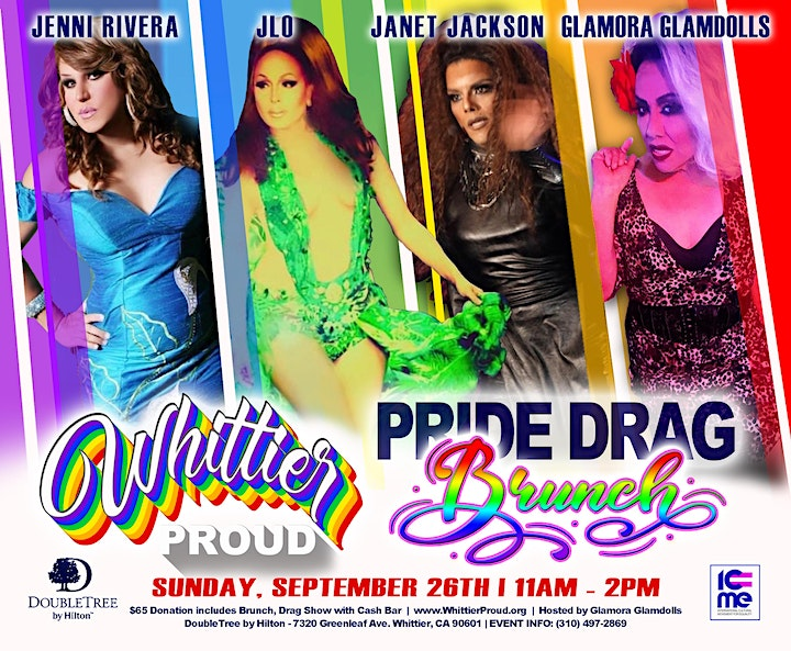 PRIDE DRAG BRUNCH @ the DoubleTree Hotel image