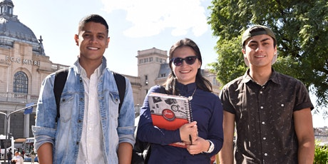 Reunión Informativa UNQ | Becas Study Buenos Aires entradas