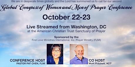 Global Congress of Women and Men of Prayer 2021 tickets