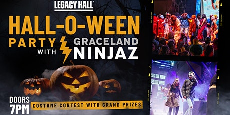 Hall-O-Ween Party at Legacy Hall tickets