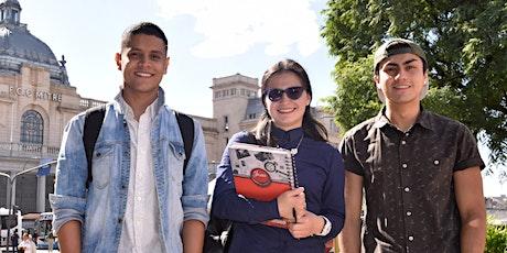 Reunión Informativa USAL | Becas Study Buenos Aires entradas