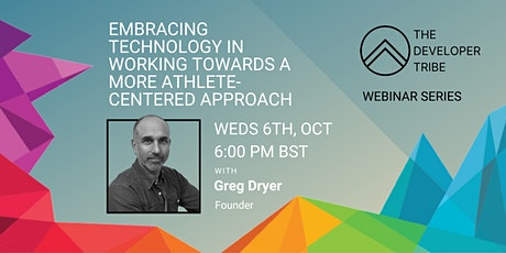 Embracing technology in working towards a more athlete-centered approach tickets
