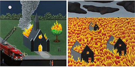 Opening Reception: Dan Oliver, Afire tickets