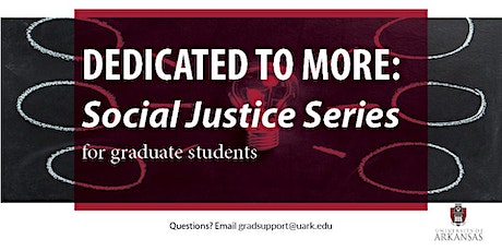 Reclaiming Your Power As A Graduate Student: Dedicated to More tickets