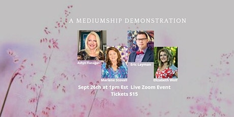 Sacred Moments with Spirit ~A Mediumship Demonstration tickets