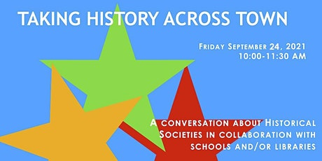 Conversations on the Commons: Taking history across town tickets