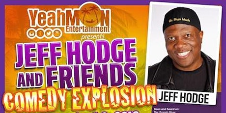 Jeff Hodge & Friends Comedy Explosion - Hollywood tickets