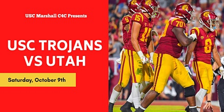 USC Marshall C4C Tailgate (10/9 1:30pm, USC Trojans v  Utah Utes) tickets