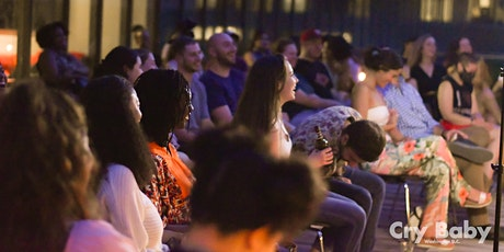 Crybaby Rooftop Comedy! W/ Pre Show Happy Hour tickets