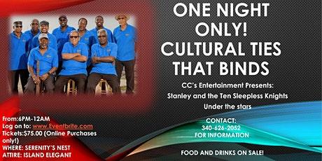 One night only! Stanley & the Ten Sleepless Knight tickets