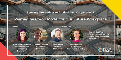 Reimagine Co-op Model for Our Future Workplace tickets