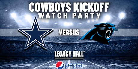 Cowboys vs. Panthers Watch Party tickets