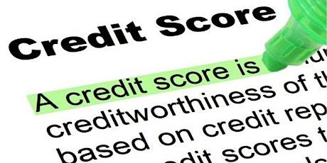 Understanding Credit Reports & Scores tickets
