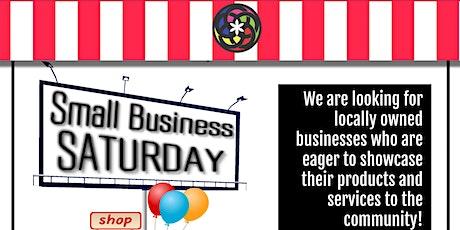 Customized Community Market - Small Business Saturday tickets