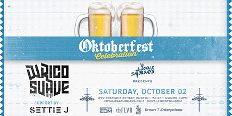Oktoberfest Celebration | Royale Saturdays | 10.2.21 | 10:00 PM | 21+ tickets