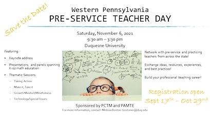 PCTM Pre-Service Teacher Day West tickets