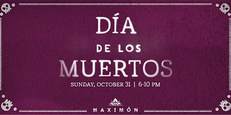 Dia de Los Muertos at Maximón tickets