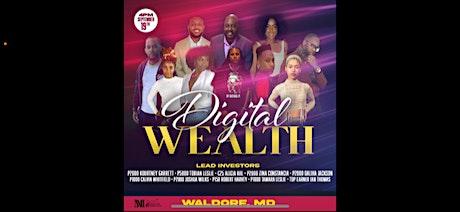 DIGITAL WEALTH tickets