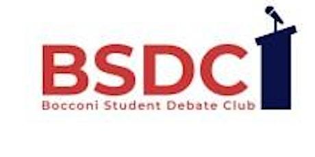 BSDC First Aperitivo biglietti