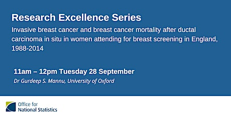 Research Excellence Series -  Dr Gurdeep S. Mannu tickets