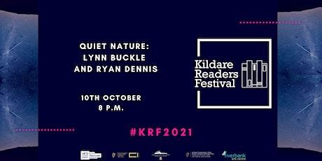 Kildare Readers Festival: Quiet Nature tickets