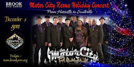 Motor City Revue - A Motown Christmas tickets
