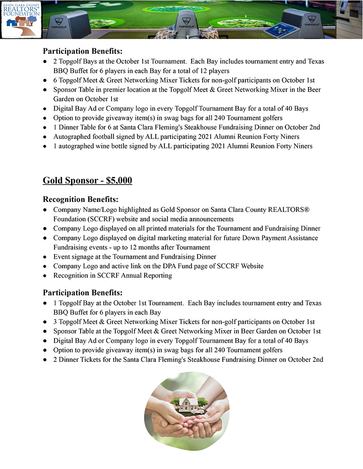 Downpayment Assistance Fundraising Dinner @ Fleming's image