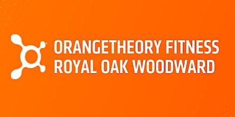 Orangetheory Fitness Royal Oak Woodward Launch Party tickets