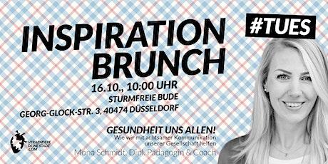#TUES InspirationBrunch Düsseldorf Tickets