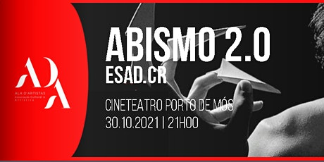 ABISMO 2.0 bilhetes