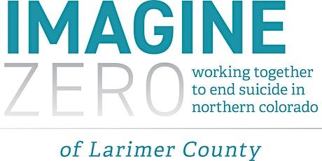 Imagine Zero of Larimer- Quarterly Coalition meeting tickets