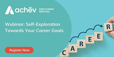 Self Exploration Towards Your Career Goals tickets