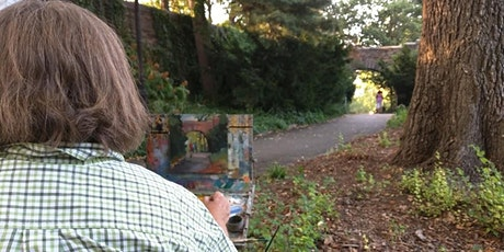 Drawing Onsite in Inwood Hill Park with Shelley Haven – FREE to attend tickets