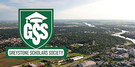 Greystone Scholars Society 2021 Orientation tickets