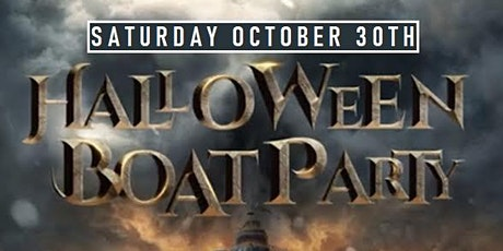 Halloween Yacht Party at West Harlem Piers (Hosted By Angel G Events) tickets