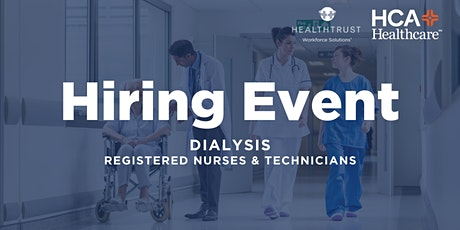 Registered Nurse - Full Time & PRN Dialysis Job Fair and Giveaway! tickets