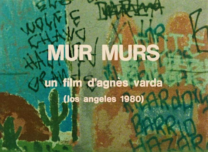 Imagen de AGN´ÉS VARDA 8. Murs murs, Agnés Varda 1980