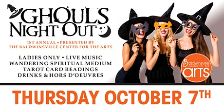 """Baldwinsville """"Ghouls"""" Night Out tickets"""