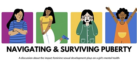 Navigating & Surviving Puberty tickets