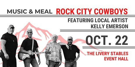 Music & Meal: Rock City Cowboys tickets