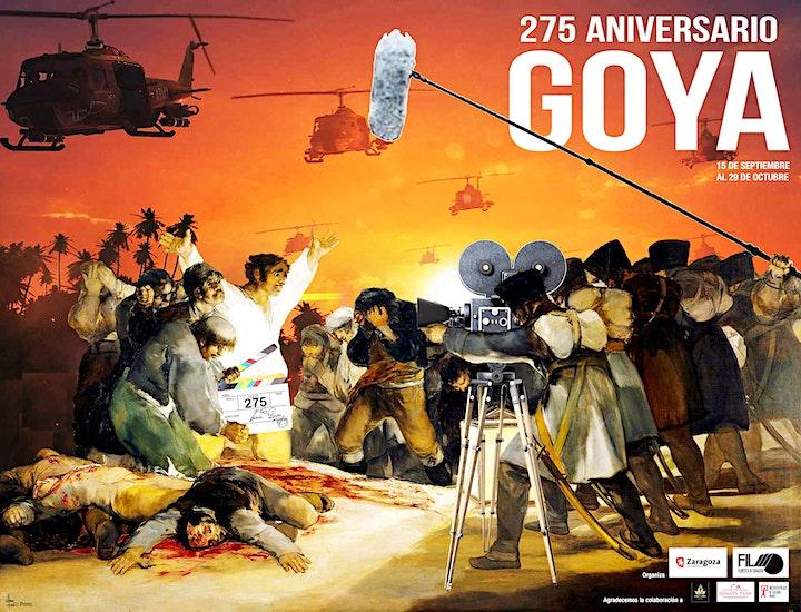 Imagen de GOYA275 6. Goya. Siglo XXI Germán Roda, 2018.