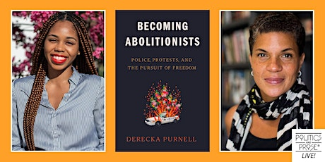 P&P Live! Derecka Purnell | BECOMING ABOLITIONISTS with Michelle Alexander tickets